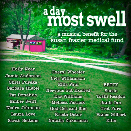 A Day Most Swell A Musical Benefit For The Susan Frazier