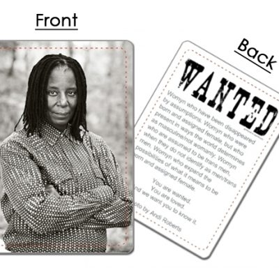 Wanted Cards