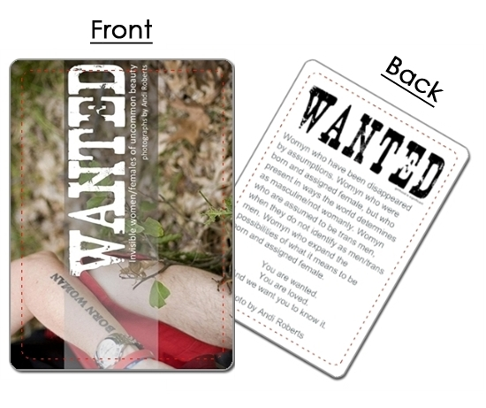 Wanted Cards!