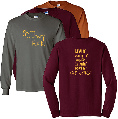 Sweet Honey in the Rock Unisex Long Sleeve T-Shirt