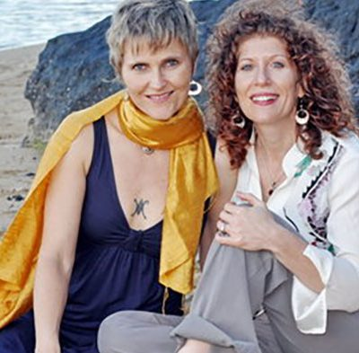 Lisa Ferraro & Erika Luckett